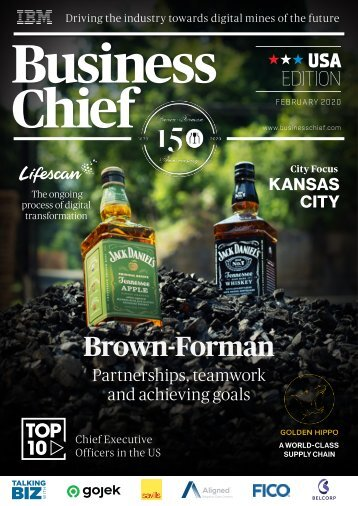 Business Chief USA February 2019