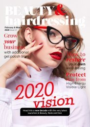 Beauty & Hairdressing Issue 07