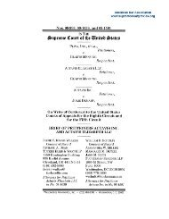 Brief petitioner for Actavis Elizabeth LLC v. Mensing, 09-1039, and ...
