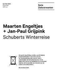2020 02 08 Maarten Engeltjes + Jan-Paul Grijpink