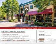 CCRE 30 E. Broadway LEASE