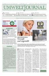 UmweltJournal Ausgabe 2018-05