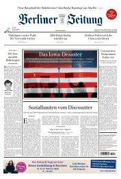Berliner Zeitung 05.02.2020