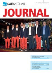 Swissmechanic Journal 2019-08