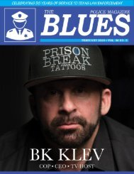 FEBRUARY 2020 Blues Vol 36 No 2