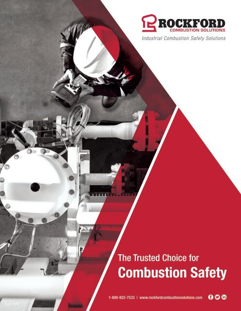 Rockford Combustion Solutions Overview Brochure