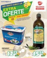Extra oferte nr. 06 Food (promovare exclusiv online)
