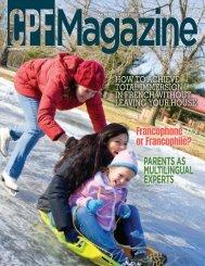 CPF Magazine Winter 2020 Issue