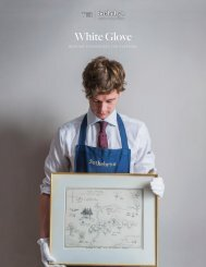 White Glove Bespoke Experiences For Everyone
