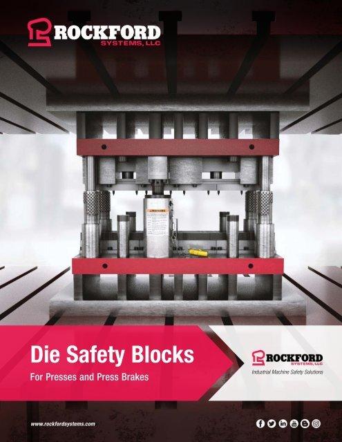 Rockford Systems Die Safety Blocks Catalog