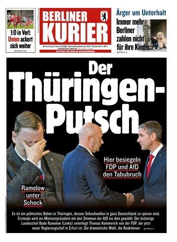 Berliner Kurier 06.02.2020