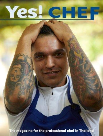 Chef Thailand  Issue 8