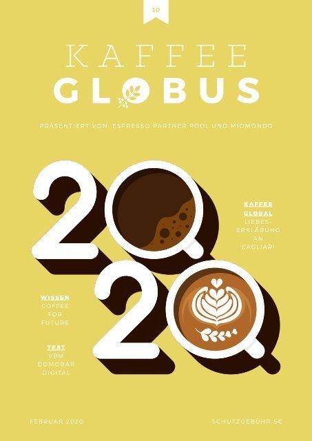 KaffeeGlobus - Ausgabe 10