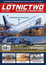 Lotnictwo Aviation International 2/2020 short