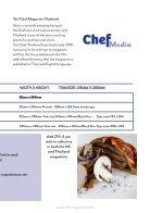 Yes! Chef Magazine United Kingdom Media Pack  - Page 3
