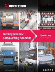 Rockford Systems Turnkey Safeguarding Solutions Catalog (all in one)