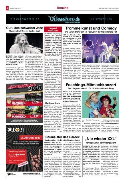 2020-02-09 Bayreuther Sonntagszeitung