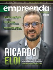 EMPREENDA REVISTA - ED. 32 - RICARDO ELOI - JAN/2020