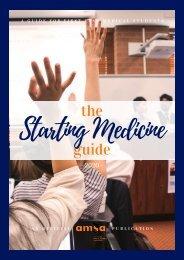 Starting Med Guide 2020