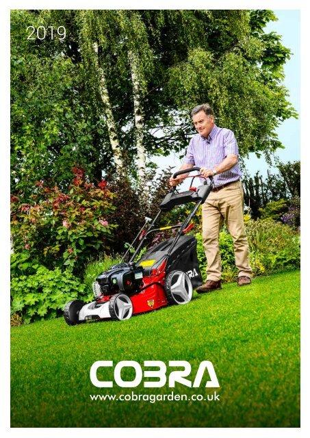 "Cobra LR40 20/"" Garden Roller Free Postage. Full Width Scraper Bar"