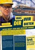 AUSBILDUNGSDAUER: 3,5 JAHRE - Meyer Werft - Seite 5