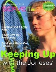 Serveitup Tennis Magazine #49