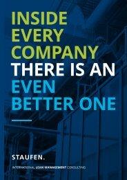 STAUFEN. Company Brochure 2020