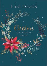 Christmas Brochure 2020 Single Cards