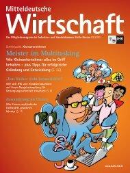 Mitteldeutsche Wirtschaft Ausgabe 2/2020