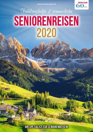 Frühlingshafte & sommerliche Seniorenreisen