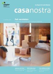 casanostra 154 | Februar 2020