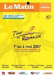 Tour de Romandie 2007
