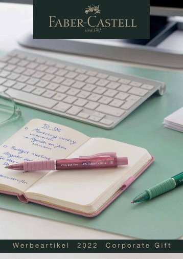 Faber Castell Corporate Gifts 2020