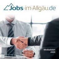 Mediadaten Jobs-im-Allgäu.de 2020