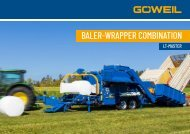 JP | Baler-wrapper combination | LT-Master | Goeweil