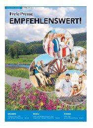 Freiberger Zeitung - Beilage Empfehlenswert - 07.02.2020