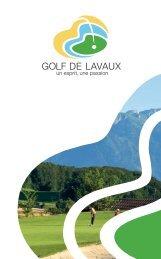 Golf Guide Lavaux