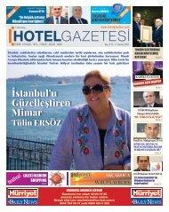 Hotel_Gazetesi_Temmuz 5 sayı