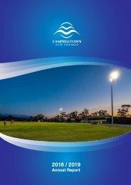 2018/2019 Annual Report