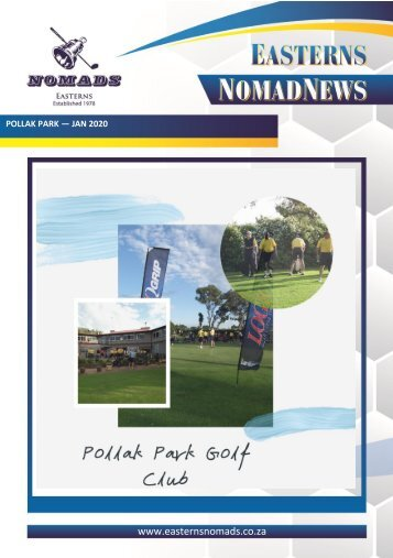 Nomads Magazine - Jan 2020
