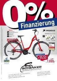 Beilage Fahrrad Schenker