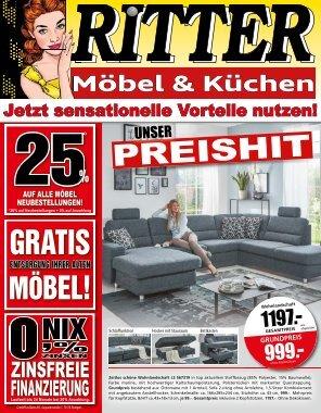 the best of Möbel Ritter - Möbel und Küchen in Gernrode und Hettstedt