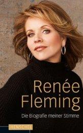 Leseprobe: Renée Fleming - Die Biografie meiner Stimme