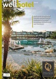 wellhotel Sonderheft Quellenhof Luxury Resort Lazise