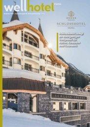 Sonderheft wellhotel Schlosshotel Ischgl