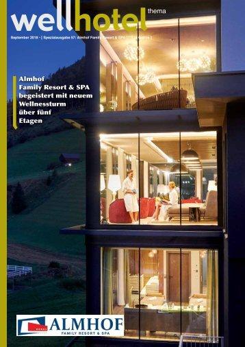 wellhotel Sonderheft Almhof Family Resort & SPA