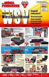 Möbelfundgrube KW 07 | WSV