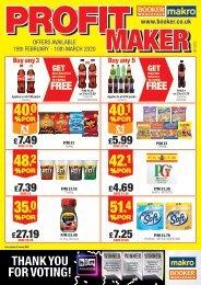 Profit Maker - England & Wales