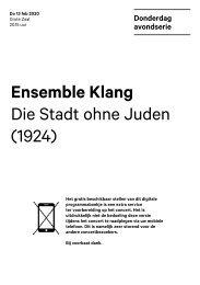 2020 02 13 Ensemble Klang