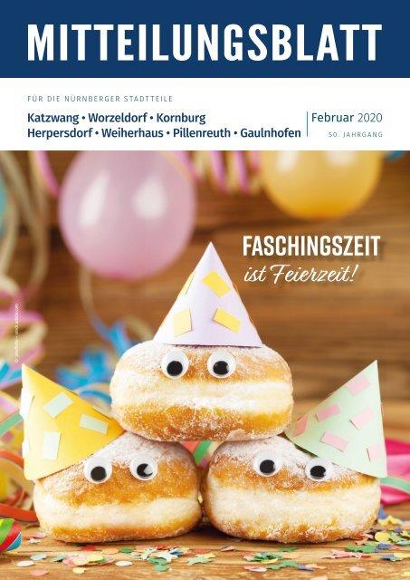 Nürnerg-Katzwang/Worzeldorf/Kornburg - Februar 2020